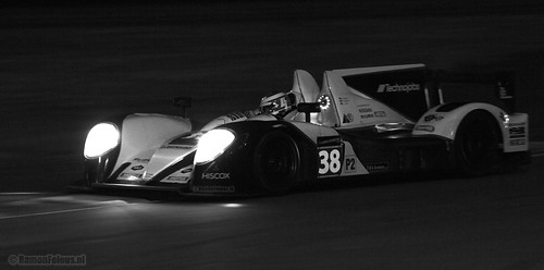 #38 Jota Sport Zytek Z11SN Nissan
