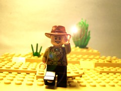 I Wear a Stetson Now, Stetsons are Cool (FinalShotFilms) Tags: lego doctor who sonic screwdriver tardis bbc stetson astronaut inpossible episode one