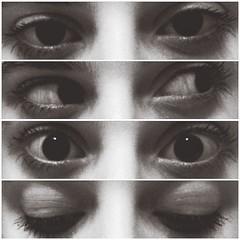 hi (Ana Lejava) Tags: white black eye vertical vintage grey eyes mine photograph hi iphone shemodgomisferi