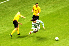 aIMG_2452_edited-1 (paddimir) Tags: scotland football glasgow soccer celtic league champions parkhead qualifier elfsborg