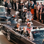 22 Nov 1963, Dallas, Texas, USA - President and Mrs. John F. Kennedy thumbnail
