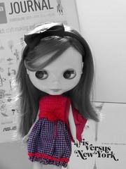 Little red dress/ 1