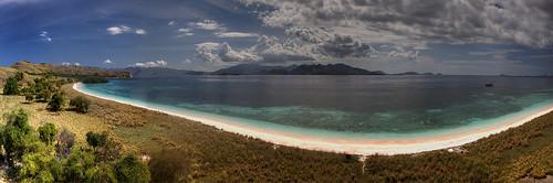 Padar Island Panorama