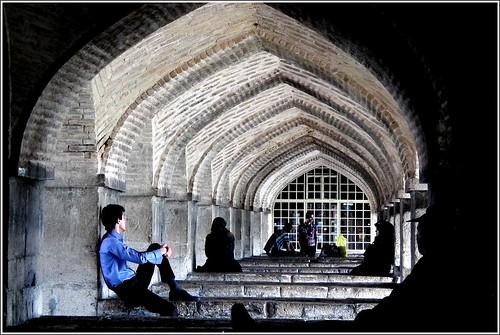 IRAN 2013. Isfahan (Persian: اصفهان )