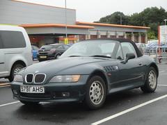 1998 BMW Z3 1.9 (GoldScotland71) Tags: bmw 1998 19 z3 1990s roadster s791ahs