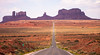 Middle of the Road (Brian Just Got Back From...) Tags: monumentvalley milemarker13 forrestgumphighway