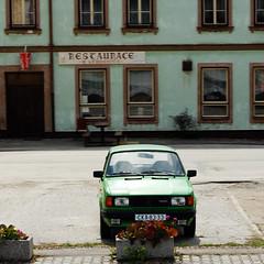 Ралли автолюбителей на классических автомобилях - Дилижанс 2013
