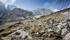 (Der_Brecher) Tags: sky snow mountains alps nature clouds germany austria rocks europe ngc treeline zugspitze dings brecher palimpalim wwwderbrechercom derbrecher robertbachmann