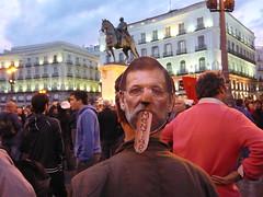 RAJOY MENTIRAS DE PINOCHO 19O#296 (Jül2001) Tags: protest protesta revolución manifestaciones protestas mareas spanishrevolution 15mayo movimientossociales luchasocial indignados democraciarealya acampadasol movimiento15m