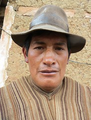 The guy in Tuco who revived us with some cinammon tea