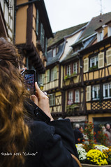 DSC_3706 (world176) Tags: portrait france colors girl beautiful beauty nikon maisons colmar alsace brasilian colombage haut rhin d7000