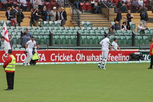 Australia v England (2nd Test, Adelaide Oval, 2013/14)