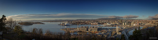Oslo panorama 29.12.2013