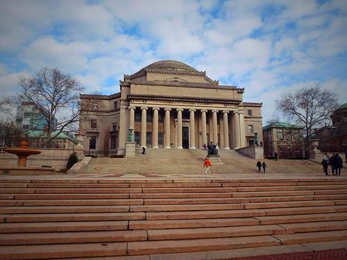 Columbia university, New York, USA