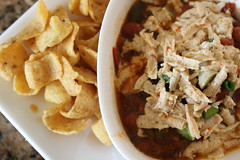 Super Bowl Chili (Vegan Feast Catering) Tags: vegan chili super bowl fritos daiya