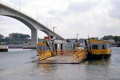 Southampton Floating Bridge (Neil Pulling) Tags: uk england ferry hampshire woolston itchen carferry southamptonfloatingbridge woolstonfloatingbridge