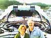 Lynne and Roger at U2 (rogerhelmick6922) Tags: october09