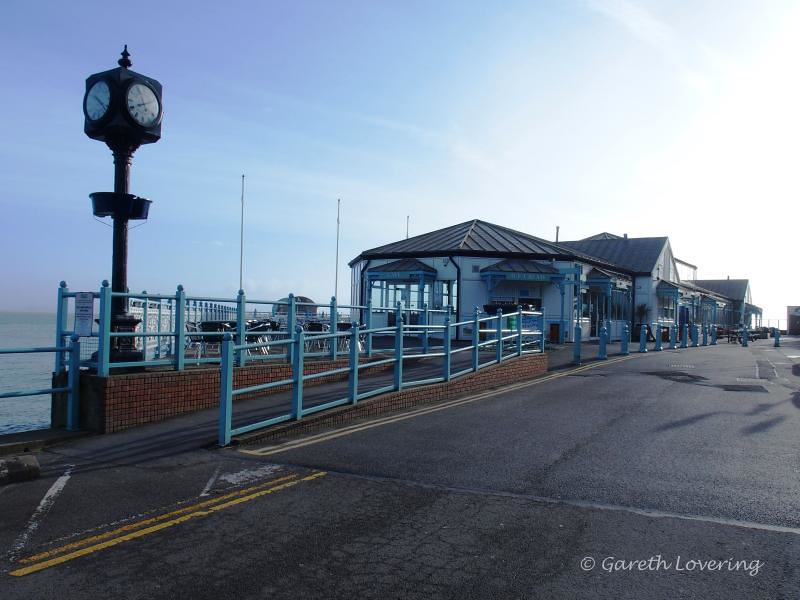 Mumbles Pier 4th March 2014 (2)