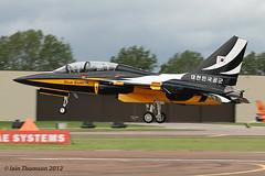 IMG_0952 (iainthomson84) Tags: tattoo force aircraft air royal aeroplane airshow international arrivals 2012 fairford riat