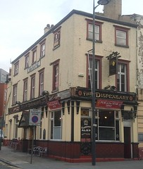"""The Dispensary, Renshaw Street, Liverpool • <a style=""""font-size:0.8em;"""" href=""""http://www.flickr.com/photos/9840291@N03/13157129983/"""" target=""""_blank"""">View on Flickr</a>"""