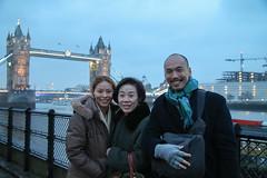 IMG_2073 (seannyK) Tags: uk family london me towerbridge mom britain sean wennie