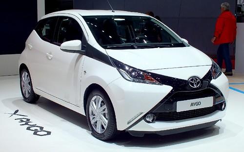 Toyota X Aygo