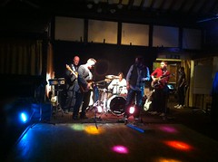 """Jam Session at the Boogaloo Promotions Alvaston Hall Blues Weekend • <a style=""""font-size:0.8em;"""" href=""""http://www.flickr.com/photos/86643986@N07/13872637365/"""" target=""""_blank"""">View on Flickr</a>"""