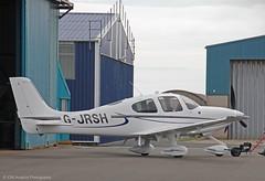Cirrus SR22-T G-JRSH (IOM Aviation Photography) Tags: cirrus sr22t gjrsh