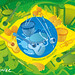 Brazilian Music Flag