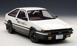 AUTOart 頭文字D AE86 (新劇場版)