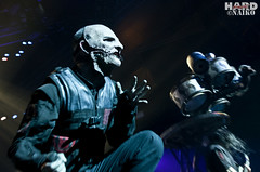 Slipknot, Paris le Znith, 29 Jan. 2015 (Naiko J. Franklin) Tags: music paris france concert europe live stage gig livemusic scene iledefrance slipknot musique zenith znith scne lezenith zenithle znithle