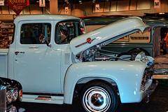 Baby Blue 1956 Ford DSC_0120 (Pesky Design) Tags: usa ford vintage alabama trucks 1956 pickuptrucks pickups americanmade classictrucks carshows vintagetrucks oldiron 1956ford