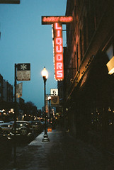Chicago (Sam Leathers) Tags: nyc travel chicago lens sam kodak pennsylvania contax 400 g2 portra 45mm leathers 160