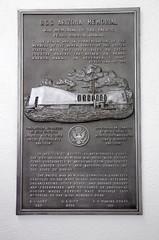 USS Arizona Memorial (sarowen) Tags: plaque hawaii memorial oahu pearlharbor ussarizona honoluluhi ussarizonamemorial honoluluhawaii wwiivalorinthepacificnationalmonument