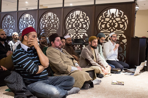 "Shaykh Yahya Rhodus at SeekersHub, Toronto and Seminar Series: Worship, Coffee and The Meaning of Life • <a style=""font-size:0.8em;"" href=""http://www.flickr.com/photos/88425658@N03/26235029033/"" target=""_blank"">View on Flickr</a>"