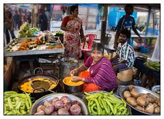 Bhaji (msankar4) Tags: summer food india beach marina corn chat chili indianocean mango boardwalk junkfood snacks bluehour marinabeach chennai streetfood bhaji tamil tamilnadu vendors roster chaat chilimango cornroster