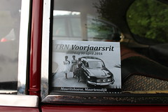 The Invitation (Davydutchy) Tags: auto classic car spring automobile rally voiture vehicle oldtimer tatra pkw klassieker maartensdijk mauritshoeve automobiel voorjaarsrit frhlingstreffen tatraregisternederland
