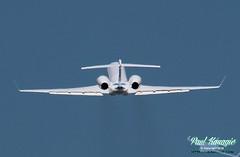 N3CP departing off of RW35 (PHLAIRLINE.COM) Tags: flight peak airline planes philly airlines phl spotting vi gulfstream 2014 bizjet enterprises generalaviation spotter philadelphiainternationalairport kphl g650 n3cp