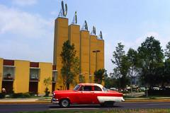 LE TORRI (GRAZIE PER LA VISITA) Tags: mexicocity 1979 architettura torri diapositive messico scansioni epsonv550photo