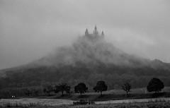 Regentag II  Rainy Day (Objektkontrast) Tags: wolken regen badenwrttemberg hechingen hohenzollern burghohenzollern zollernalbkreis hohenzollerncastle