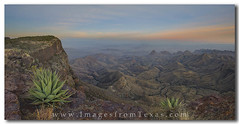 Big Bend National Park and the South Rim 1