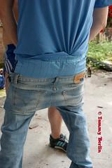 jeansbutt9620 (Tommy Berlin) Tags: men ass butt jeans ars levis