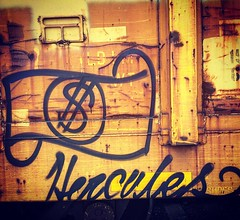 Hercules in Tracy, California. (Suitable 4 Framin') Tags: california cali square graffiti graf tracy squareformat graff hercules handstyles handstyle iphoneography handstyler instagramapp xproii uploaded:by=instagram handstylers