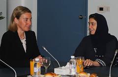 Federica Mogherini visits Saudi Arabia (European External Action Service - EEAS) Tags: southarabia sau mogherini eeas jeddah saudi arabia