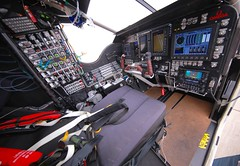 Solar Impulse Cockpit Forward View. (jurvetson) Tags: 2 solar hangar nasa ames andr pilot prep impulse borschberg