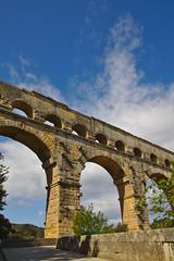 Pont du Gard (Sam R1) Tags: canon gard 50d tamronspaf1750mmf28xrdiiildasphericalif darktable