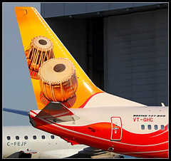 VT-GHC Air India Express Boeing 737-800 (Tom Podolec) Tags:  way this all image may any used rights be without reserved permission prior 2015news46mississaugaontariocanadatorontopearsoninternationalairporttorontopearson