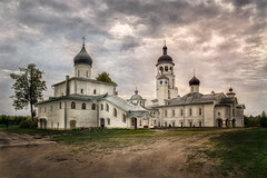 Fairytale Pskov #7 (explored) (Unicorn.mod) Tags: church september textures landsape 2015 canoneos6d samyang24mmf14edasifumc