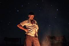 Fulgencio (f/ prato) Tags: domador cowboy gaucho nightportrait campero fogn tropillero asadotropero