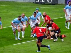 DSC00708 (melobatz) Tags: rugby ernest finale stade wallon prod2 aviron aurillacois boayonnais
